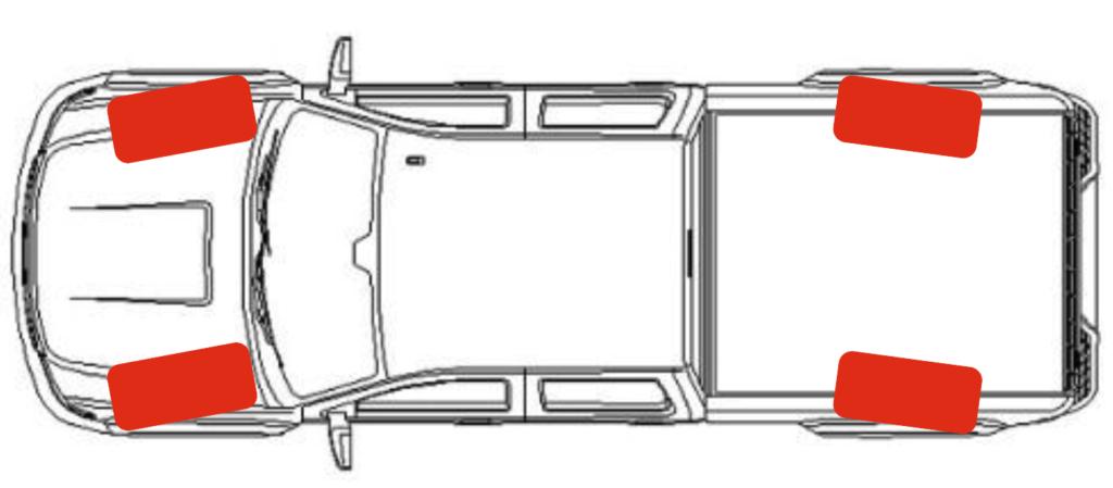 Wildertec steering
