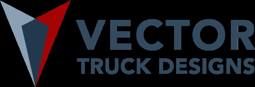 vector truck designs logo